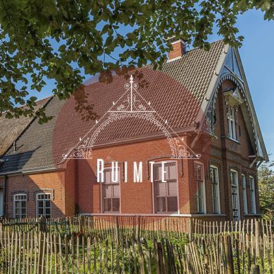 Landgoedboerderij Oosterheerdt - Ruimte
