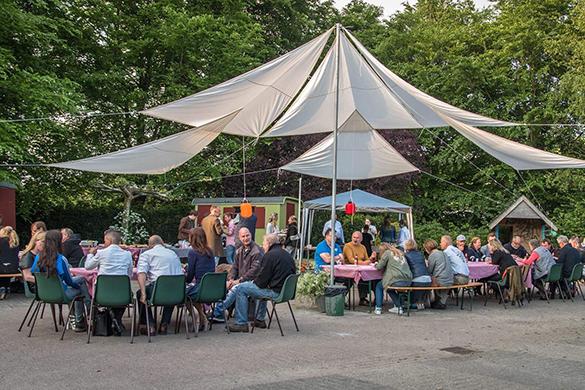 Landgoedboerderij Oosterheerdt - Eten en drinken