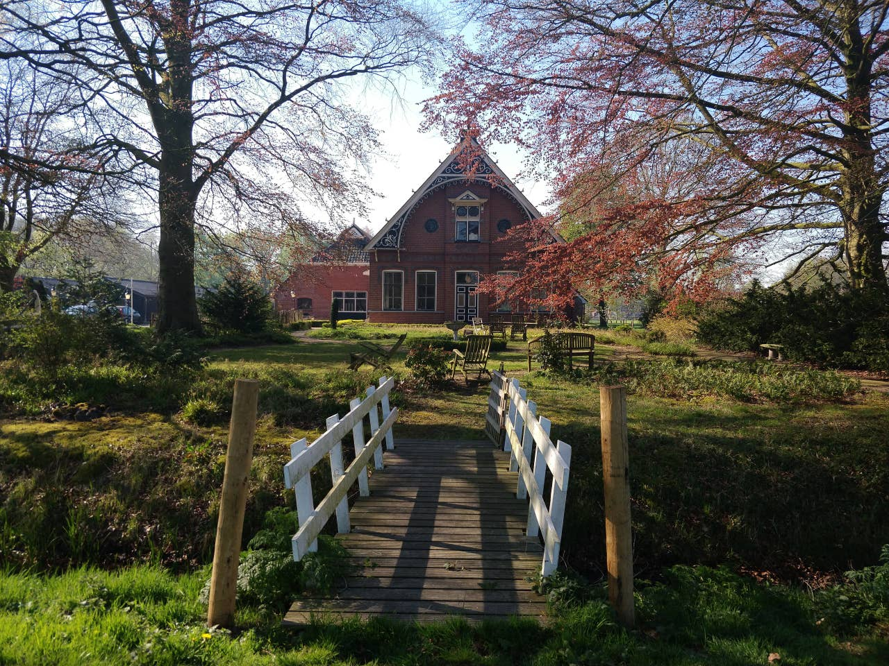 Landgoedboerderij Oosterheerdt - Contact